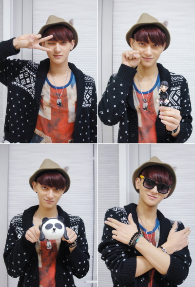 [From. TAO] EXO-M의 쿵푸 팬더 TAO입니다.